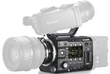 Digital Cinema Cameras / Pin what you have... Or what you want!