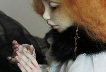 new Pampolina / my porcelain dolls