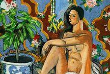 Henri Matisse / by Caroline thruston