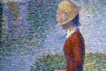 Georges Seurat / by Caroline thruston