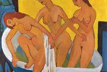Ernst Ludwig Kirchner / by Caroline thruston