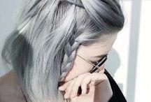 Cabelos / Cortes, cores e outras inspirações para o cabelo.