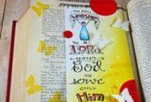 Bible/Scripture Journaling