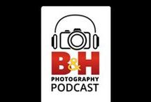 The B&H Photo Podcast / TUNE IN! The B&H Photography Podcast, a weekly conversation about all things photography. With insightful and entertaining guests, we discuss the issues most important to the contemporary photographer