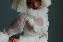Fragiledolls porcelain dolls / Porcelain dolls that are alive!