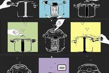 Recipe - Instant Pot/Pressure Cooker