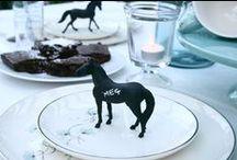 FOOD ◆  Table setting / by Helle Melgaard Gregersen