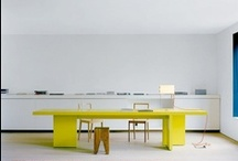 Home (Inside/outside) / Home, maison, casa: architecture, design, mobilier, furniture, décoration, style. / by Thomas Montagne