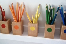 Kid Room Ideas / by Hanna Silver