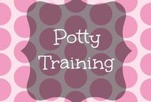 Potty Training / My favorite must-haves for potty training