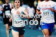 Workouts & Motivation / by Courtney DeNoto