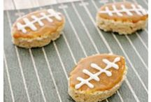 Game Day / Snacks to make, serve and enjoy while watching football and more!