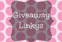Giveaway linkys