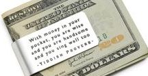 """Dollars and """"sense"""" / It's all about dollars and cents! Having the """"sense"""" to save more & taking advantage of ways to earn more. One day, we hope to help you may have so much $, you'll need some ideas on what to do with it all. (We got those for you here too!)"""