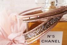 Fragrance for Her / perfume, bottles, etc.