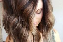 Hair Styles & Ideas / Ideas for beautiful hair for every day or special occasions