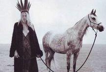 Concept shoot - Horse shoot