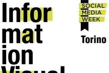 infographics / Board condivisa del corso di Data viz 2012 IED Torino