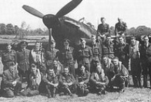 486 Squadron / 486 NZ Squadron flew with the #RAF in #WWII - Hawker Hurricanes, Typhoons & Tempests.