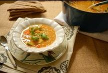 Soups and Stew Recipes / Healthy soup and stew recipes