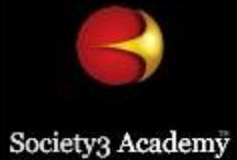 S3Academy Logos