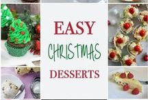 Christmas Dessert Recipes / Christmas dessert recipes