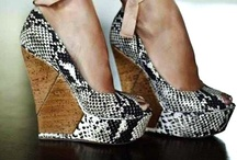 Shoe Wedges / Be calm ....and always wear cute shoes.  / by RD