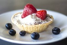 HEALTHY Snacks & Desserts / by Tiff Marie