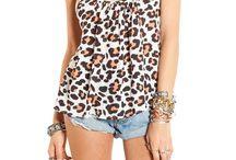 Leopard clothes
