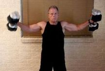 Shoulder Strength / Shoulder strength can be improved and muscle built with numerous tools. / by M.R. Enterprises