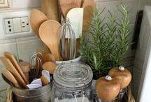 Kitchen Inspiration / Wall Decor, Kitchen Decor Ideas & Inspiration www.whimsicalmumblings.co.uk