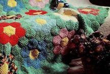 Crochet/ Knit / by Connor Shumaker