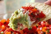 Appetizers & potluck recipes