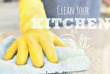 Cleaning Tips / Cleaning tip and tricks from around the web.