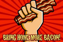 Bring Home More Bacon. / We want to help you bring home more BACON! And with our Advantage Checking accounts, you can be sure it will add some sizzle back into your banking. In the mean time, check out our bacon-licious board! / by Firefighters Community Credit Union
