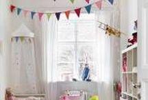 Little Ones Bedroom / Bedroom Inspiration for children, toddlers & babies. Nursery Decor, Tutorials www.whimsicalmumblings.co.uk