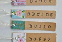 Embellishments/Papercrafts