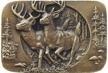 Hunting & Fishing / The perfect hardware for your lodge or cabin, or a rustic themed room. Something for every outdoor hobbyist!