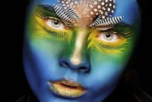Make-up - creative ideas
