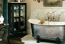 Beautiful Bathroom Ideas / by Kira Van Deusen