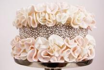 WEDDING CAKES / Gorgeous #wedding cake ideas