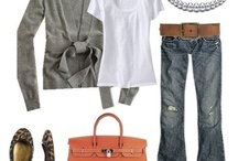 Clothes & Shoes / by Carolyn Ann Walgren