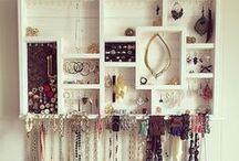 Storage & organization / Mine, & the ones I dream of...
