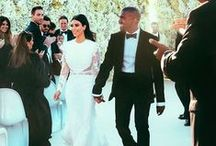 CELEBRITY WEDDINGS / Engagement announcements and #wedding details on your favorite celebrities!