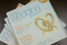Perfect Wedding Guide...Everywhere!  / Perfect Wedding Guide's portable size makes it easy to carry around while planning your wedding! Where have you taken your issue of Perfect Wedding Guide? #wedding #planning #PWG #pwgeverywhere