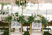 WEDDING DECOR / #wedding decor ideas we love!
