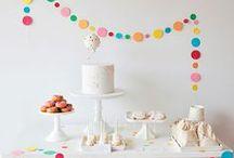 MESAS DULCES / Inspiración para hacer mesas dulces
