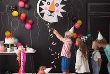 IDEAS PARA FIESTAS / Inspiración e ideas para decorar tus fiestas