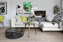 DECO / Inspiración para decoración de interiores