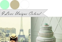 Wedding/Event Color Schemes